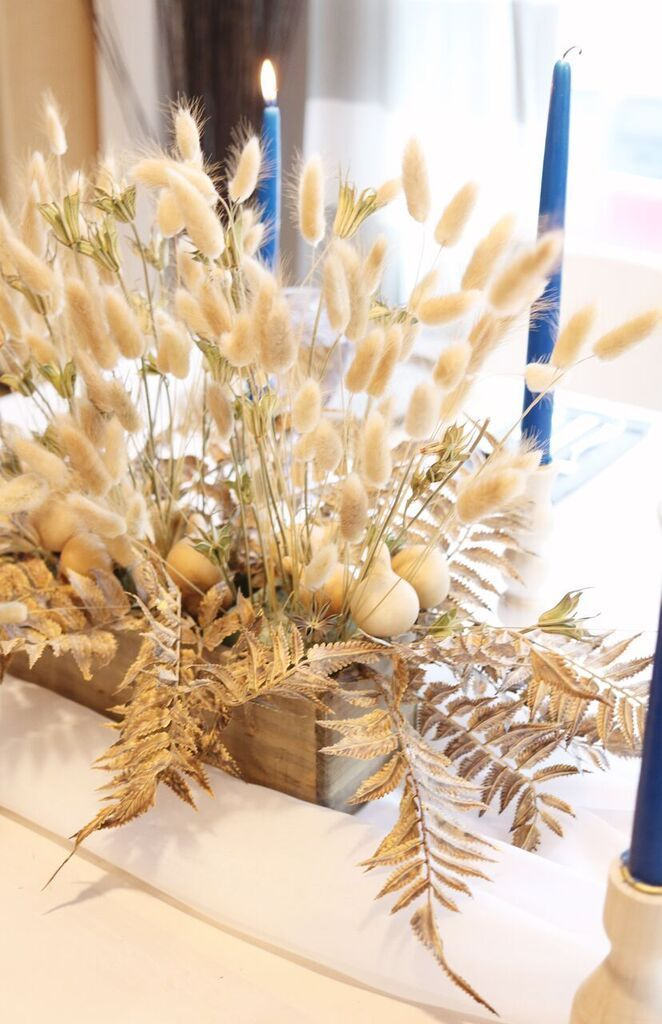 Dried Bunny Tail Grass in Natural Color - 4oz Bunch - 27 ...