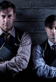 A Young Doctor's Notebook.Yes! 5 stars please! Black comedy set during Russian Revolution. Jon Hamm and Daniel Radcliffe surpass Don Draper and Harry Potter. Kudos guys!