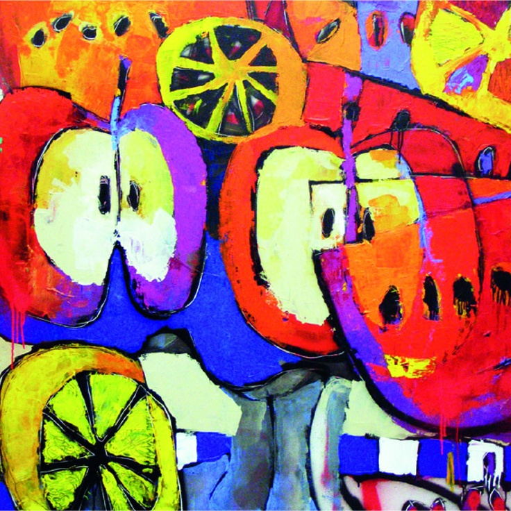 Alejandro Balbontin; De todo mi gusto; frutas... mi pasion