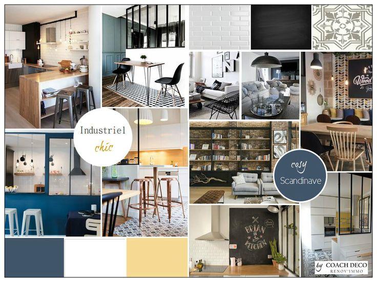 les 17 meilleures images du tableau coach d co planches tendance sur pinterest planches. Black Bedroom Furniture Sets. Home Design Ideas