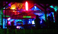 """""""Psychedelic Burning Island"""" party on Gili Air,  April 16"""