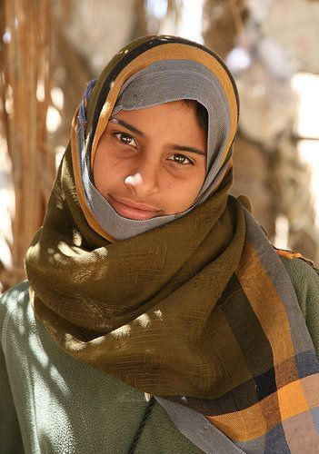 Country side Egyptian Woman