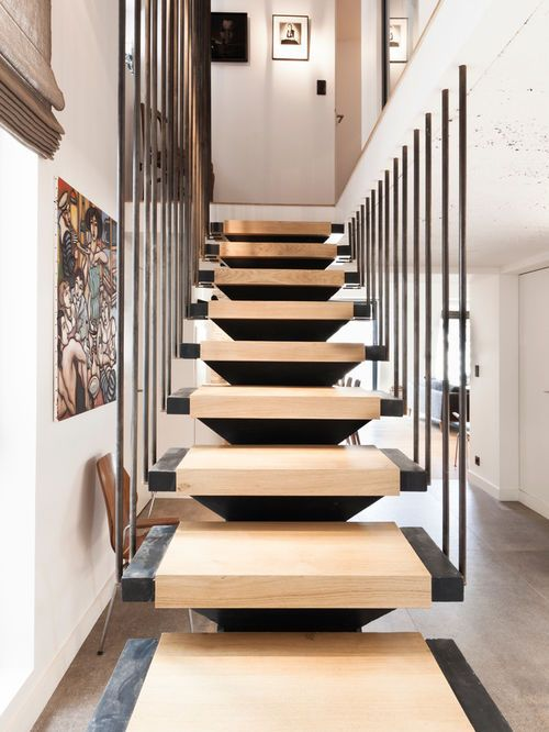escalier claire voie ad45 jornalagora. Black Bedroom Furniture Sets. Home Design Ideas