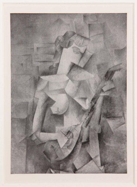 Picasso in love, un monstruo desnudo y enamorado -