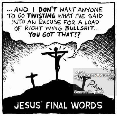Image result for hypocritical religious right xmas cartoons