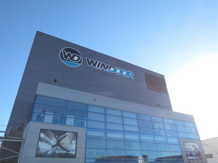Wind Games 2014 - Empuriabrava -January 17-18.Windoor Real-Fly Tunnel.