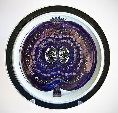 Arabia Fructus - Huge platter 34cm  SOLD@165