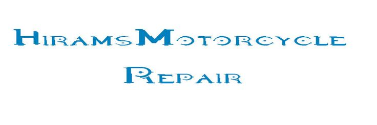 Hiram's Motorcycle Scooter Repair --> www.hiramsmotorcyclerepair.com