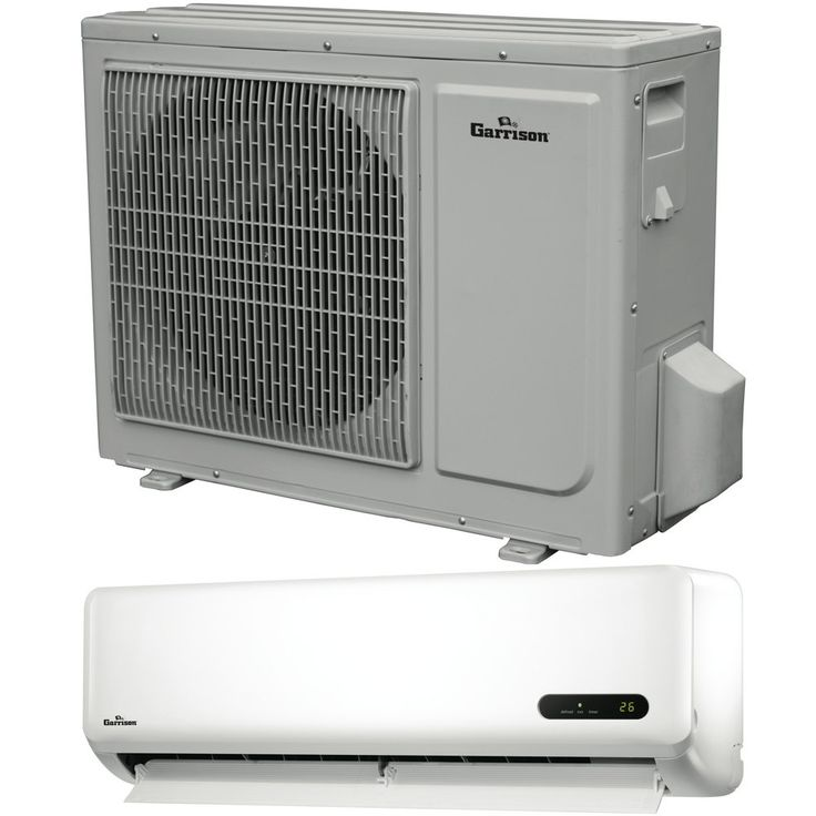 Ductless Mini Split Heat Pump 18000 BTU Air Conditioner with Remote