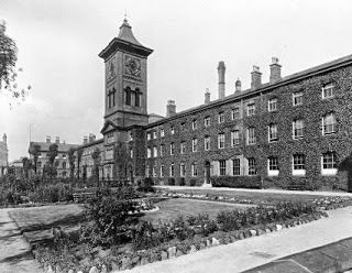 toxteth workhouse hospital killers and their victims liverpool rh pinterest com