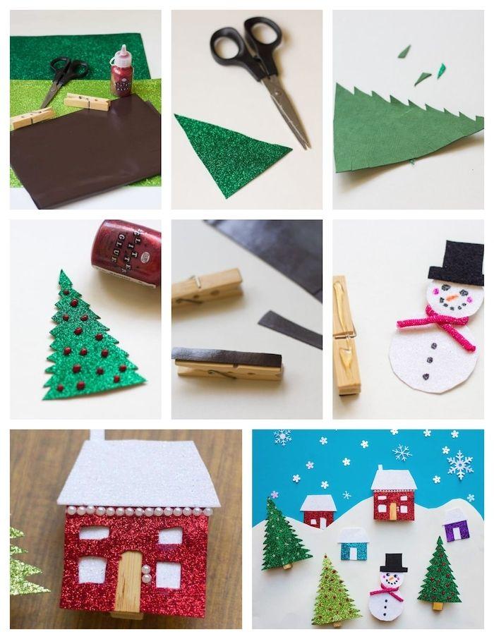 1001 Suggestions De Bricolage De Noel Maternelle Creatif Bricolage De Noel Maternelle Noel Maternelle Bricolage Noel