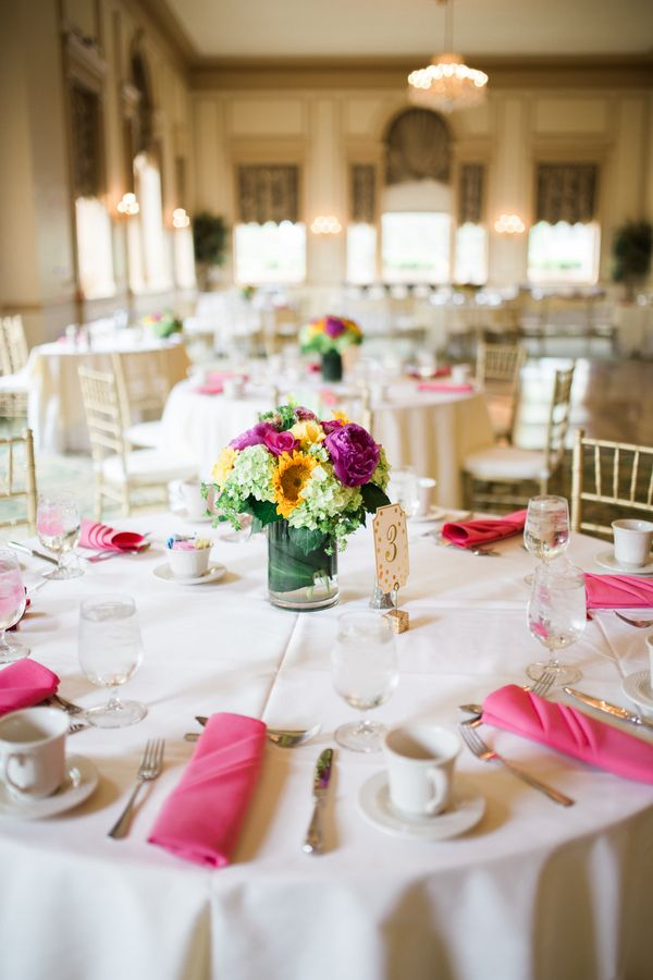 budget wedding venues north yorkshire%0A Colorful Wedding at Hawthorne Hotel
