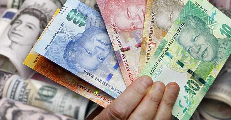 The rand is one of the world's top 10 currencies