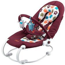 BabaBing! LoBo 2 Position Baby / Bouncer / Rocker - Newborn to 6 Months