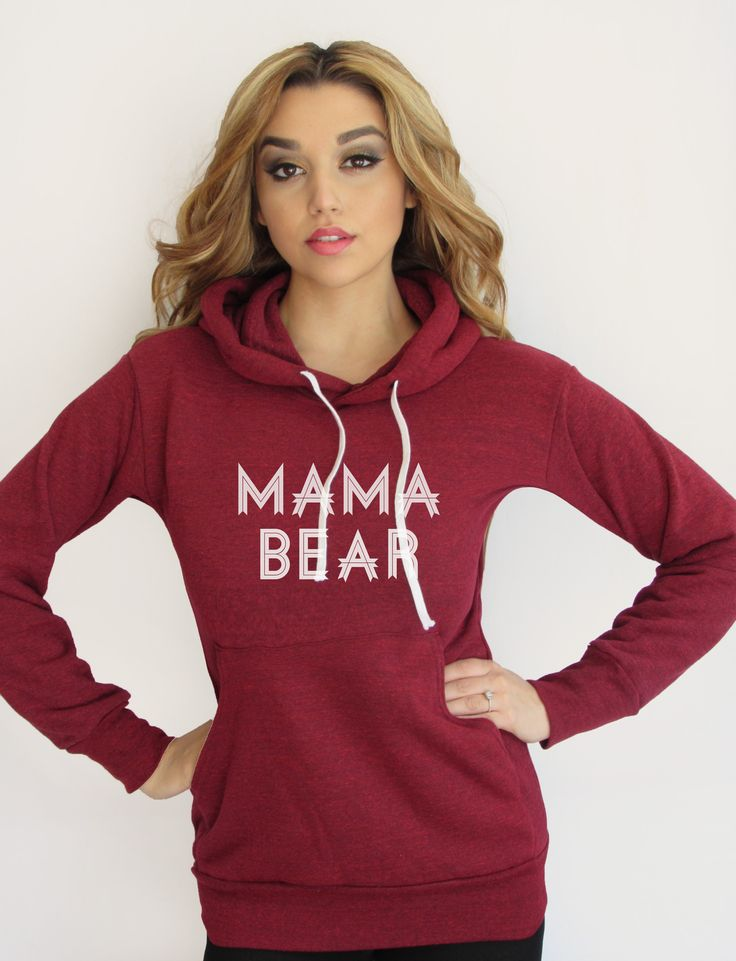 Style and comfort are the perfect words to describe this unbelievably cute hoodie. The light knit gives it an incredibly soft hand that drapes beautifully. It can't miss for any season!