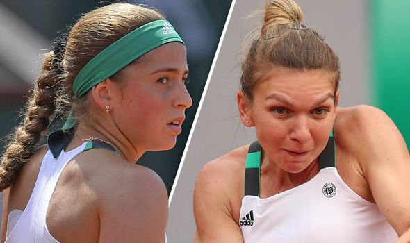 French Open 2017 Womens Final LIVE: Updates from Jelena Ostapenko v Simona Halep
