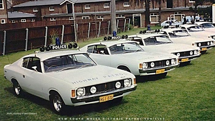 Charger Police 1974