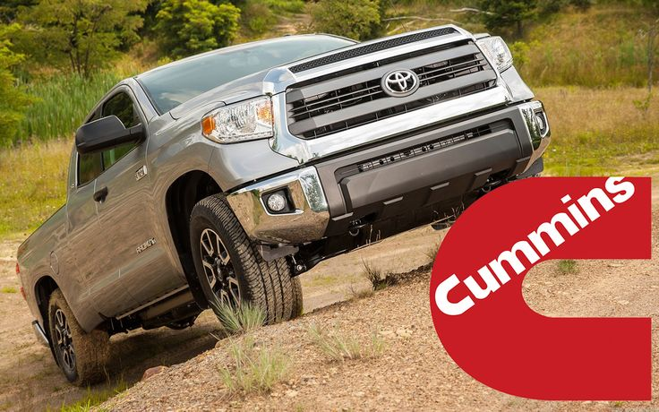 2016 Toyota Tundra Diesel Concept - http://www.carbrandsnews.com/2016-toyota-tundra-diesel-concept-2.html