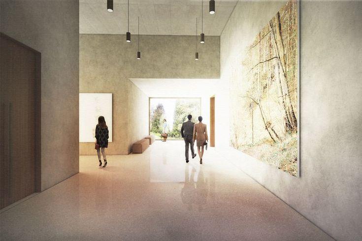 raumfindung Architekten . District Court Extension . Meilen (5)