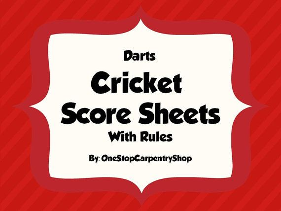 Best  Cricket Score Card Ideas On   Cricut Explore