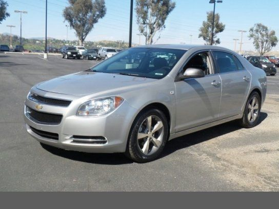 Sedan, 2008 Chevrolet Malibu LT with 4 Door in Valencia, CA (91355)
