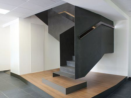 Best Internal Staircases Album On Archilovers The Professional Network For Architects And Designers 400 x 300