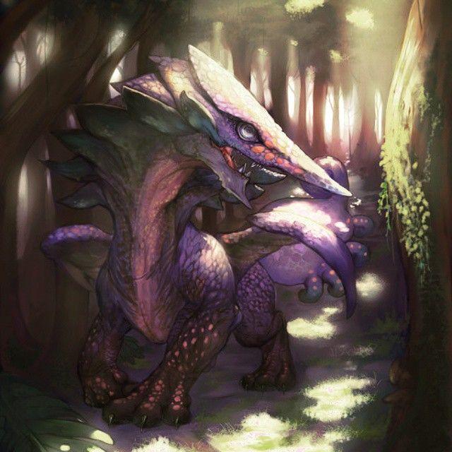 One of my favorite elder dragons *-*