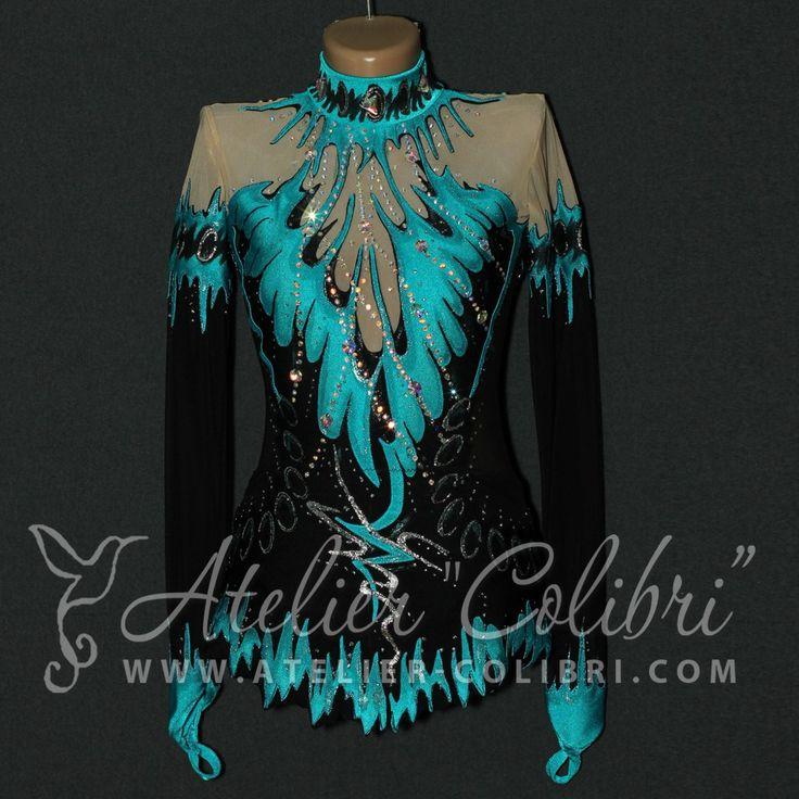 Atelier Colibri | Leotards for Rhythmic Gymnastics | ( Article : R_0100_1 )