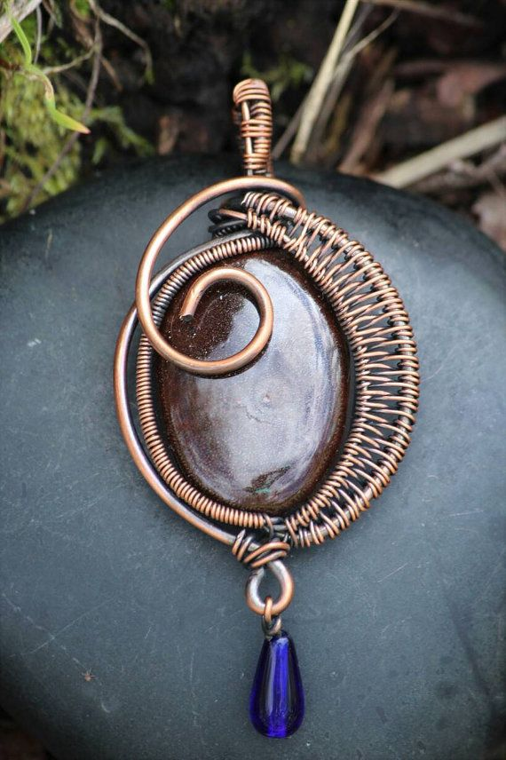 Porcupine Wire Crochet Necklace Wire Center