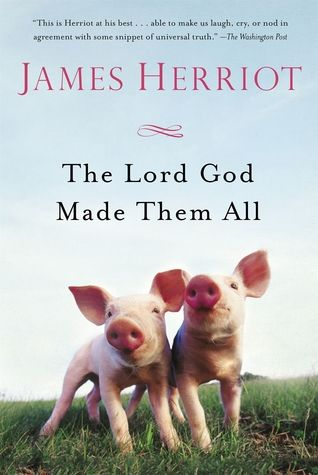 "READ BOOK ""The Lord God Made Them All by James Herriot""  italian itunes iphone thepiratebay how to touch online ebay"