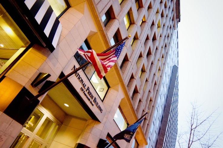 The National Press Club Building: Energy Foundation Conference 2012