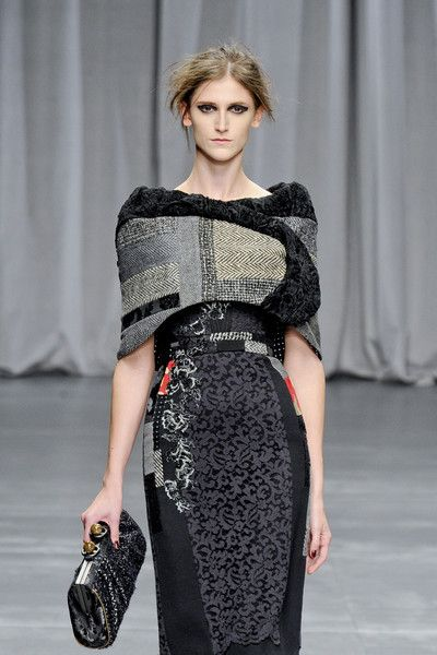 Antonio Marras at Milan Fashion Week Fall 2012 - Runway Photos