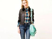 Otra prenda necesaria para otoño-invierno 2012 en el Sur: camisas de cuadro estilo leñador