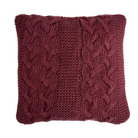 Laken Plum Cushion