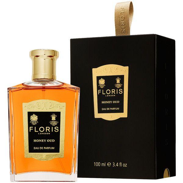 Floris Honey Oud Eau de Parfum ($149) ❤ liked on Polyvore featuring beauty products, fragrance, no color, floris perfume, perfume fragrance, edp perfume, eau de parfum perfume and floris fragrance