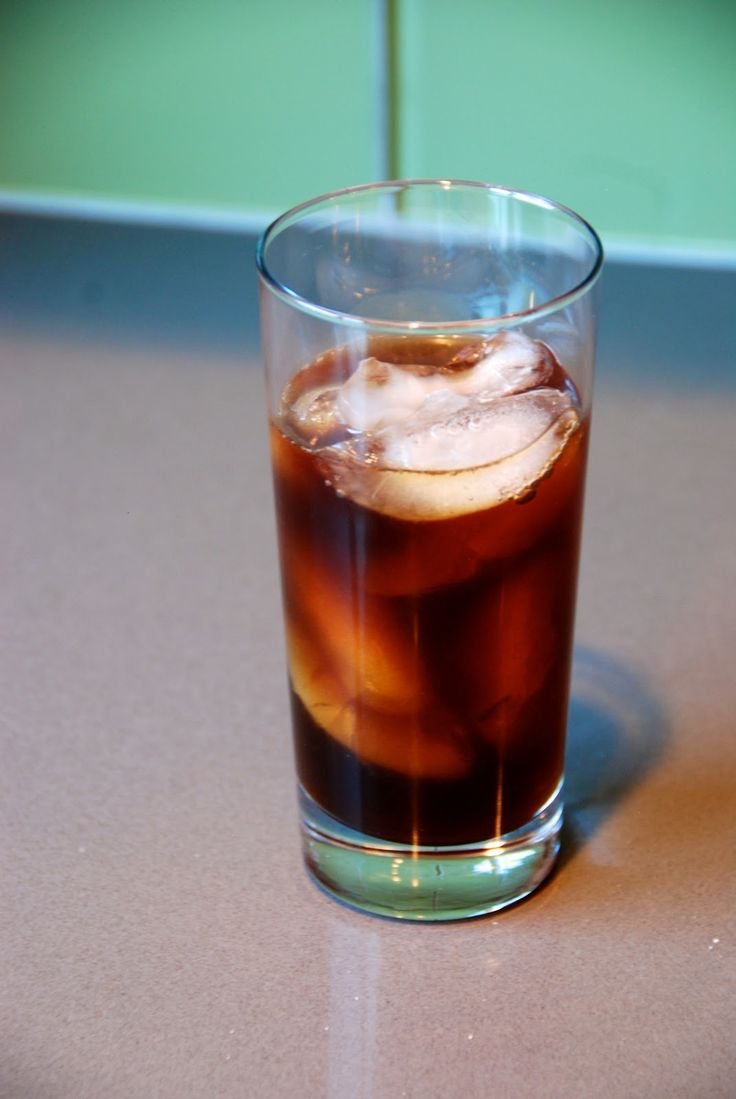 FITBOMB: Cold Brewed Coffee