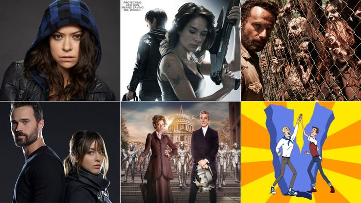 The conventional wisdom says that the past 10 years have been a bad time for science fiction on television. Fantasy has been on the upswing. Space opera all but disappeared. Science fiction shows get canceled all the time. But a ton of great science fiction has been created since 2005. Here are 14 shows that changed everything.