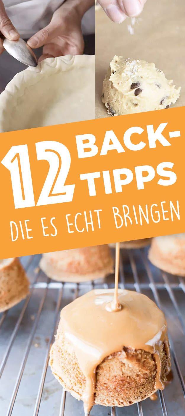 25 besten Backideen und -tipps Bilder auf Pinterest | Backen ...