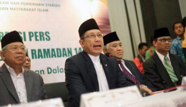 NU-Muhammadiyah kompak, awal Ramadan 6 Juni