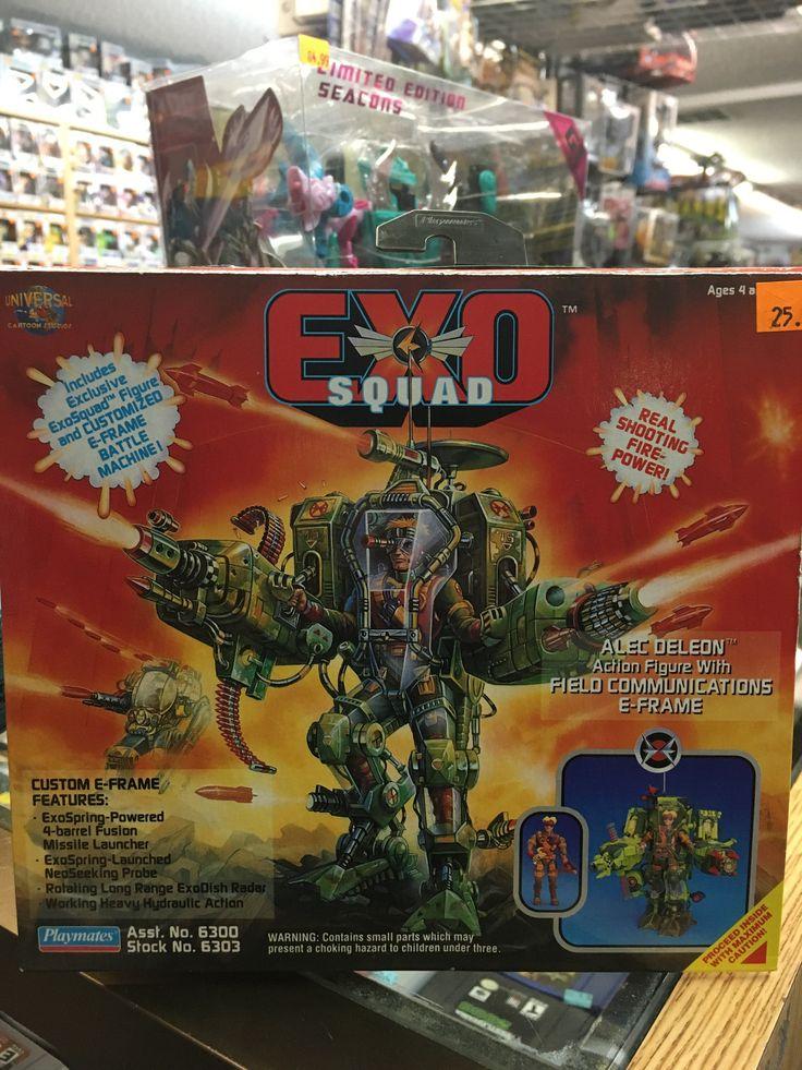 Eco Squad Alex Deleon with Field Communications E-Frame