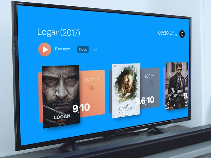 Well hello! I've been tinkering with this TV Interface concept for the last couple of days. Thoughts & feedbacks are welcome! If you like this shot, press L Do you need help with a project?...