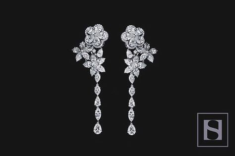 One of one diamonds, one of one design. #samerhalimehny #diamonds #luxury #jewelry #jewels #oneofone #highend #london #style #highjewelry