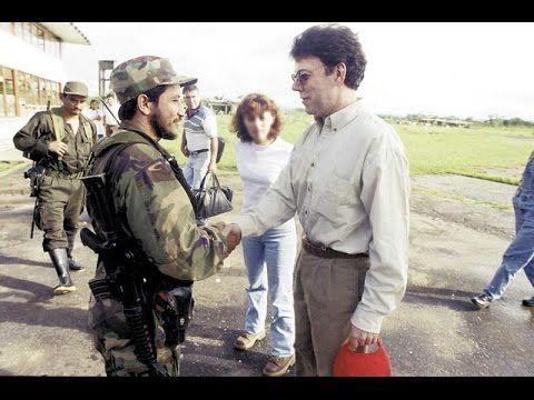 Presidente Juan Manuel Santos es  Comandante de las FARC y el ELN