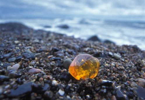 Amber Stone Meaning and Properties