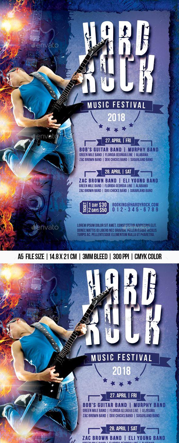 Hard Rock #Music Festival - Concerts Events | Mega Sound | Hard Rock