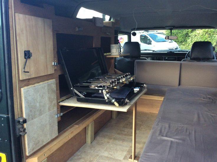 Jeep Wrangler Onderdelen >> Landrover Defender 110 Overland Camper | eBay | 4x4 Campers | Pinterest | Campers, Landrover ...