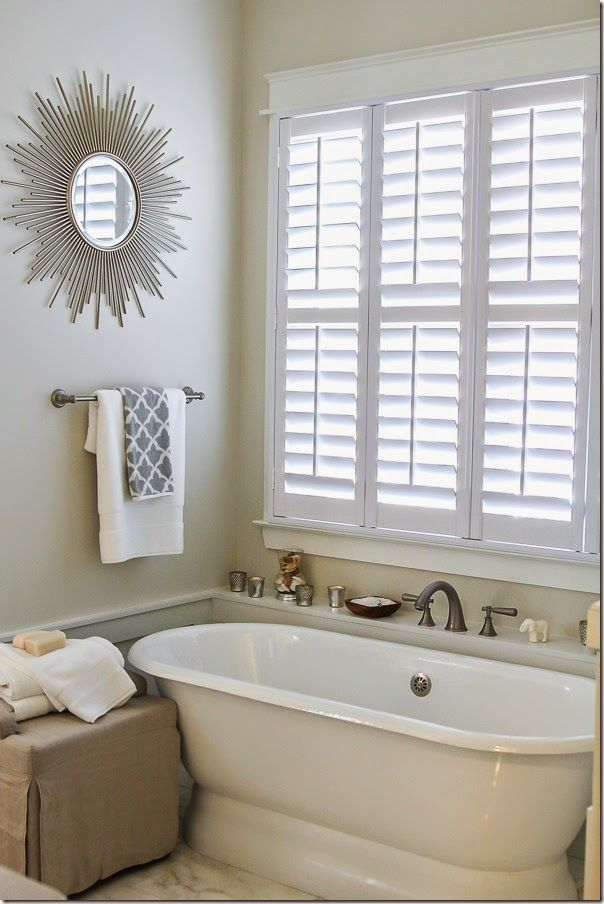Simple Ideas For Creating A Gorgeous Master Bathroom. Click To See! Part 69