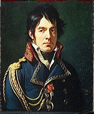 chirurgien en chef de la Grande Armée, Dominique Larrey suivit Napoléon Bonaparte dans toutes ses campagnes.