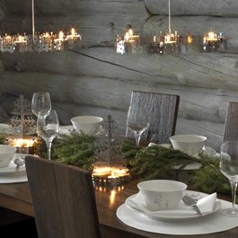 Christmas eve dinner / Pentik