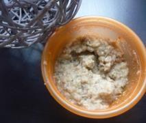 Purée aubergine / pomme de terre pour bébé